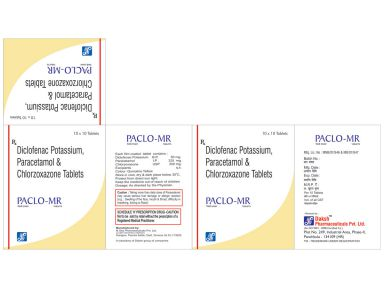 PACLO - MR - Daksh Pharmaceuticals Private Limited