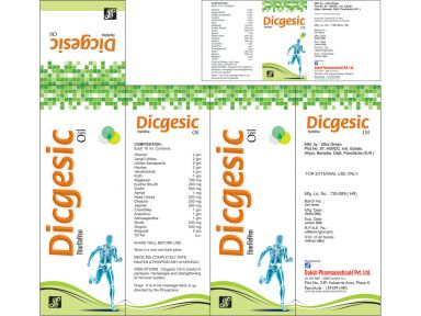 DICGESIC - Daksh Pharmaceuticals Private Limited