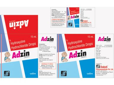 ADZIN(TM) - Daksh Pharmaceuticals Private Limited