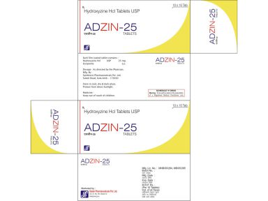 ADZIN(TM) -25 - Daksh Pharmaceuticals Private Limited