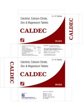 CALDEC - Daksh Pharmaceuticals Private Limited