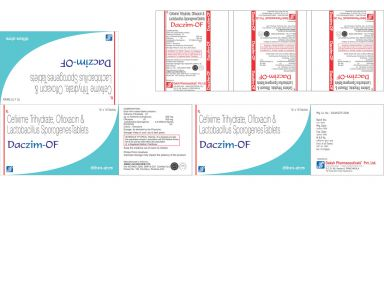 DACZIM - OF - Daksh Pharmaceuticals Private Limited