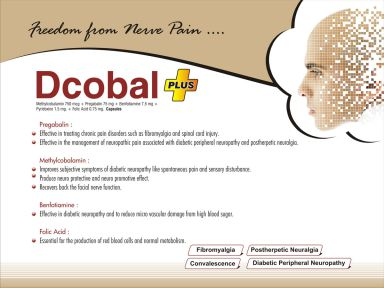 DCOBAL(TM) PLUS - Daksh Pharmaceuticals Private Limited