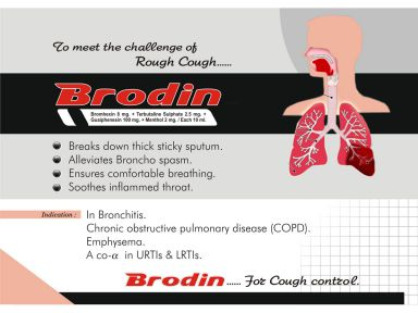 BRODIN(TM) - Daksh Pharmaceuticals Private Limited
