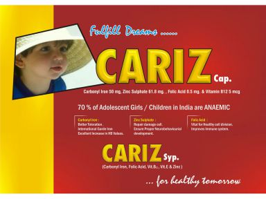 CARIZ(TM) - Daksh Pharmaceuticals Private Limited
