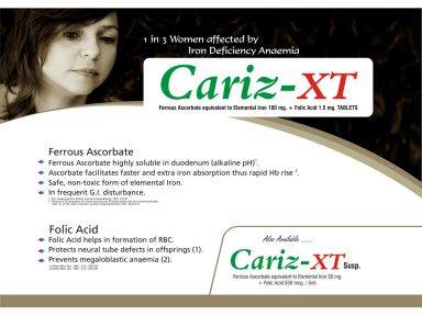 CARIZ(TM) - XT - Daksh Pharmaceuticals Private Limited